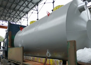 Another Tank Products Batch is Supplied to OOO LUKOIL-Perm